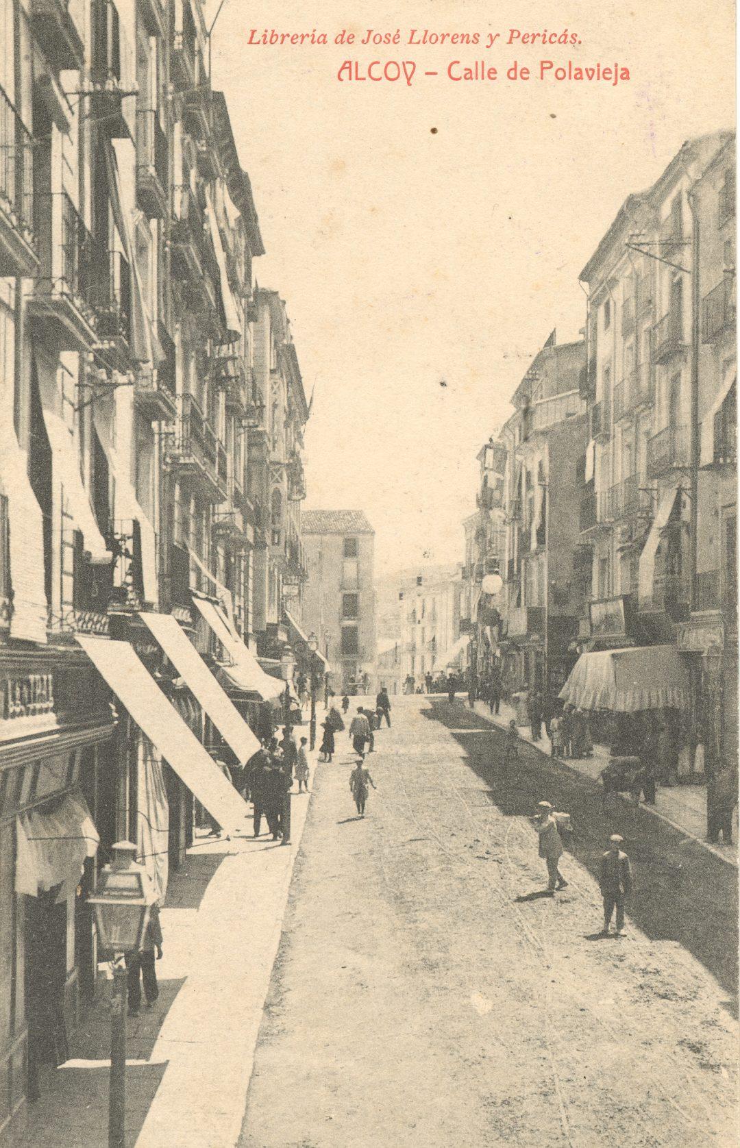 Excursión: Del llibre al plànol: Els antics carrers d'Alcoi