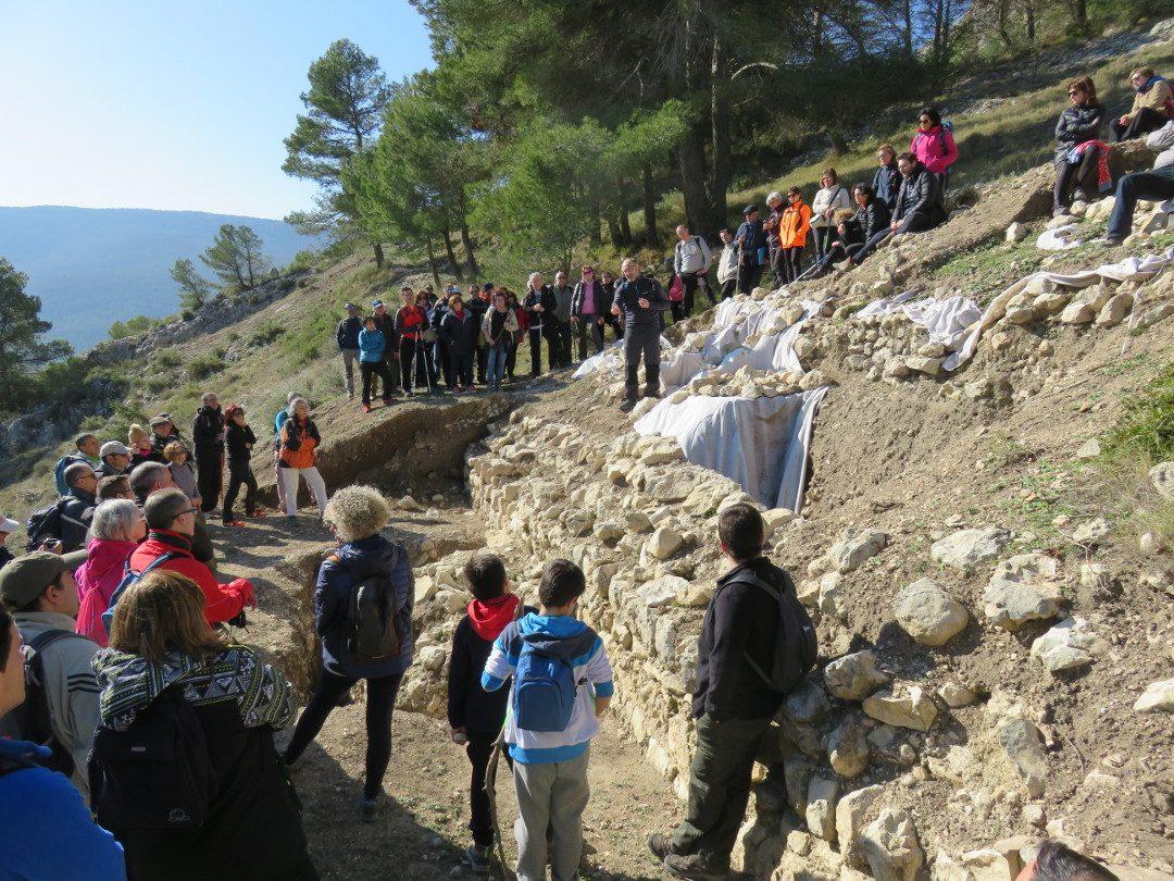 Excursión: El yacimiento medieval del Castellar