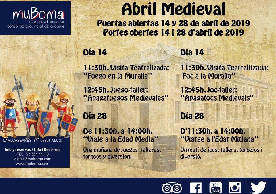 Puertas abiertas: El MuBoma Medieval