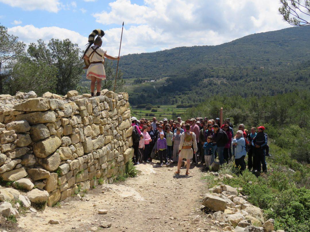 Excursión: El poblado ibérico de El Puig d'Alcoi. Visita teatralizada