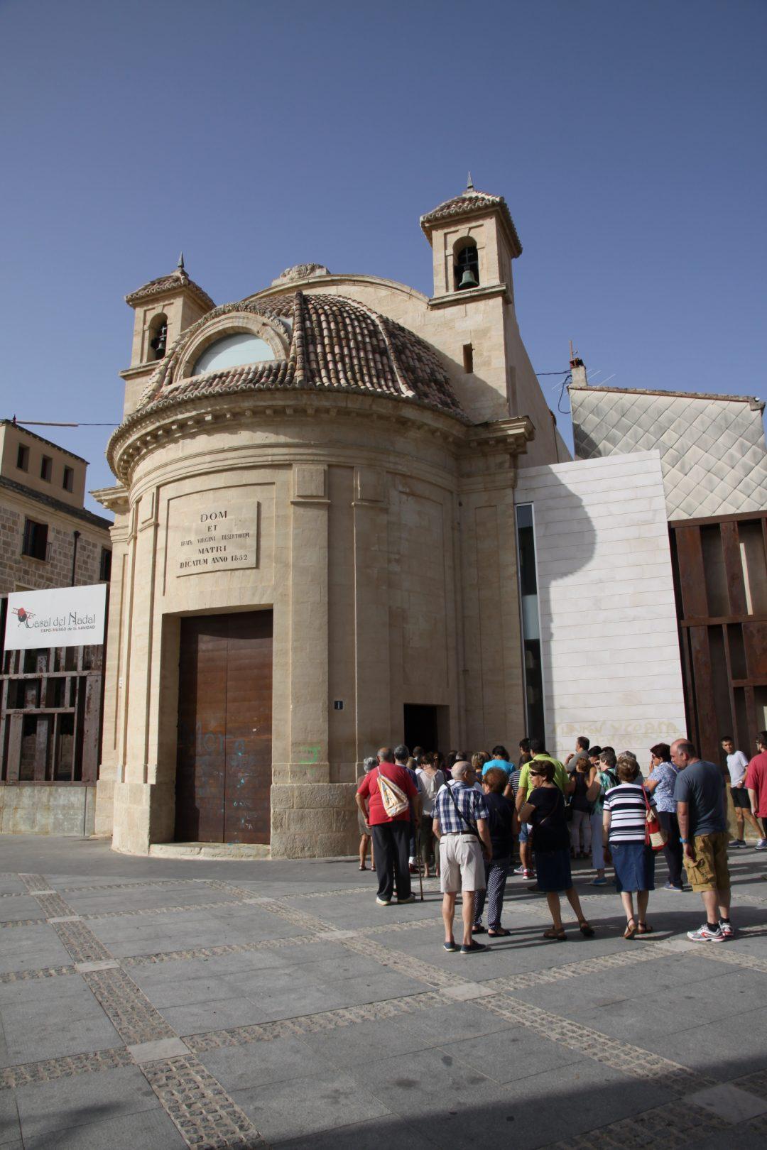 Excursión: Las iglesias históricas de Alcoy