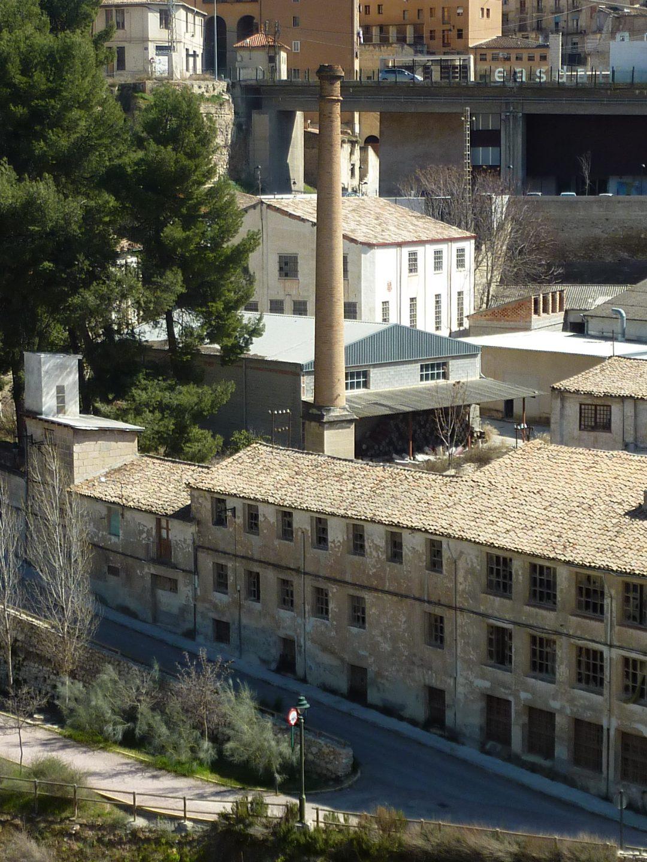 Excursión: Las chimeneas industriales de Alcoy