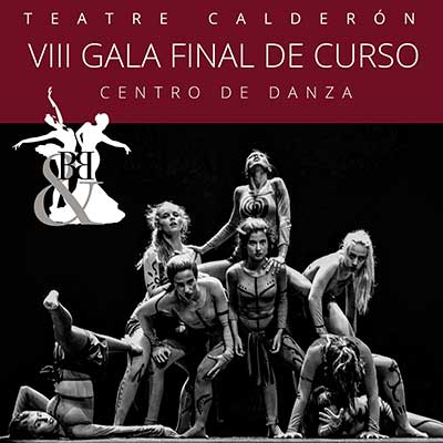 VIII GALA FIN DE CURSO CENTRO DE DANZA B&B