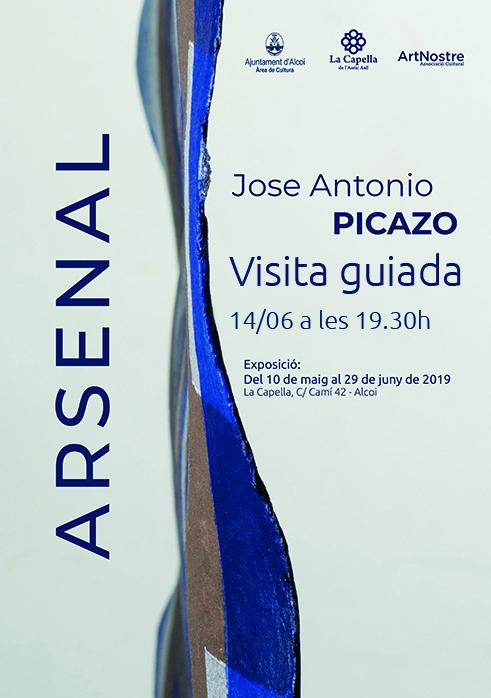 ARSENAL. Jose Antonio Picazo