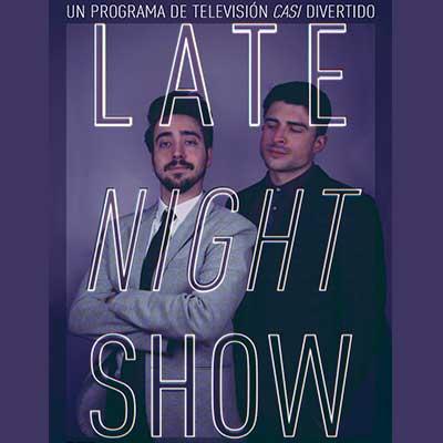 LATE NIGHT SHOW. Autor i Director: Eugenio Fernández.