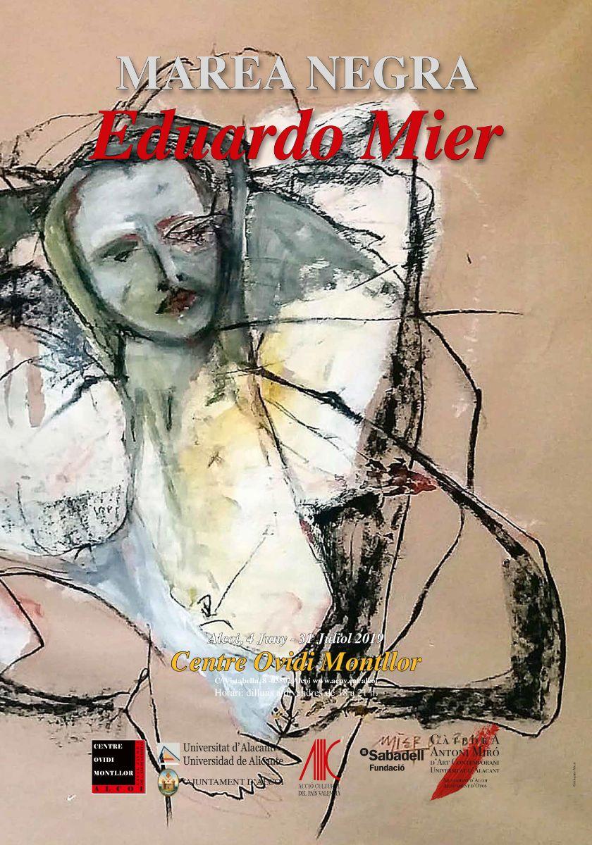 EXPOSICIÓN: MAREA NEGRA de Eduardo Mier