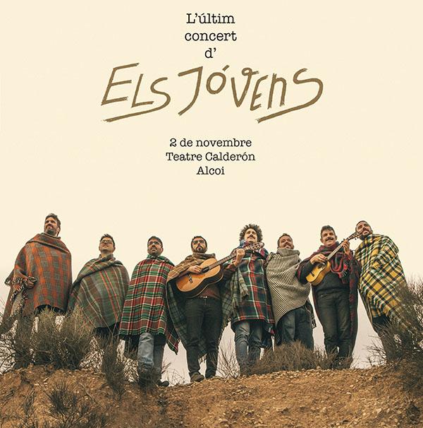 ELS JÓVENS, L'últim concert