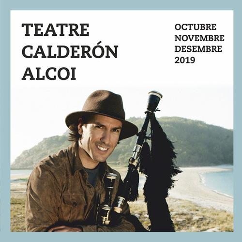 Programa Teatre Calderón Septiembre-diciembre 2019