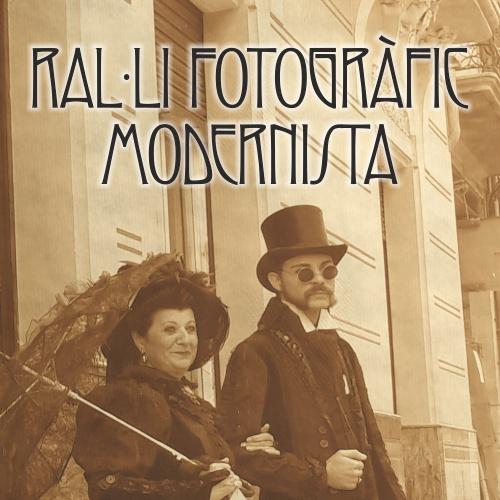 I Rally Fotográfico Modernista de Alcoi