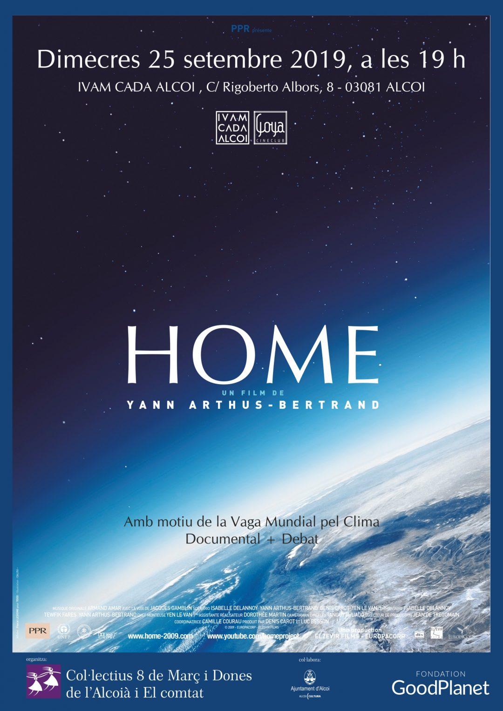 Documental: HOME