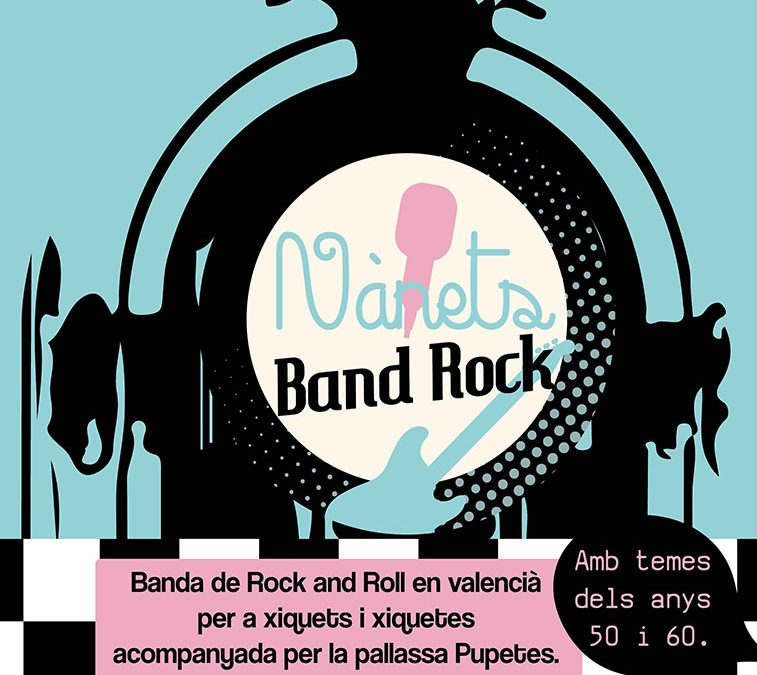 Nanets Band Rock a La Glorieta