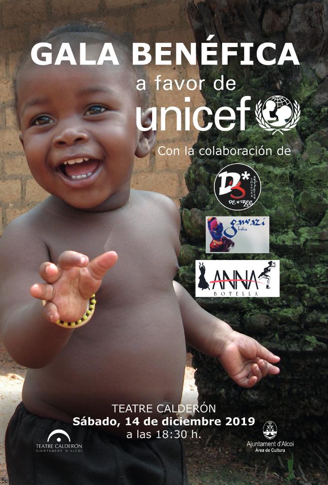 GALA DE DANZA UNICEF