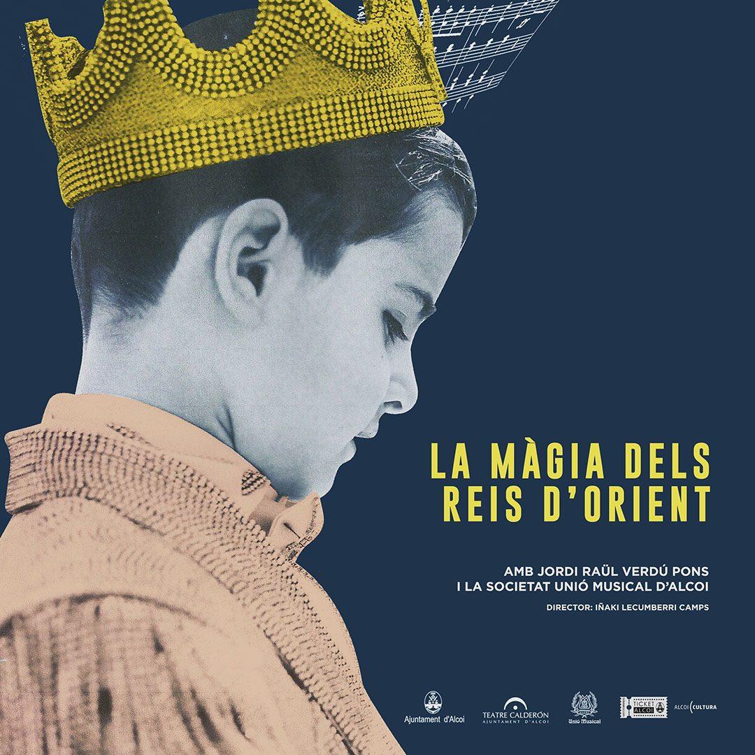 """Unió Musical d'Alcoi. """"Los tres Reyes Magos"""""""