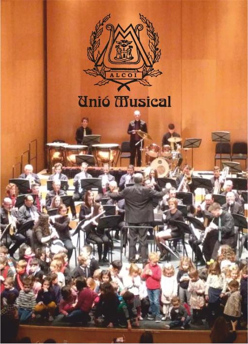 Unió Musical d'Alcoi. CONCERT DE NADAL