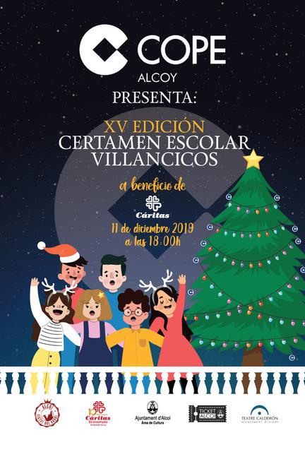 XV CERTAMEN ESCOLAR DE VILLANCICOS