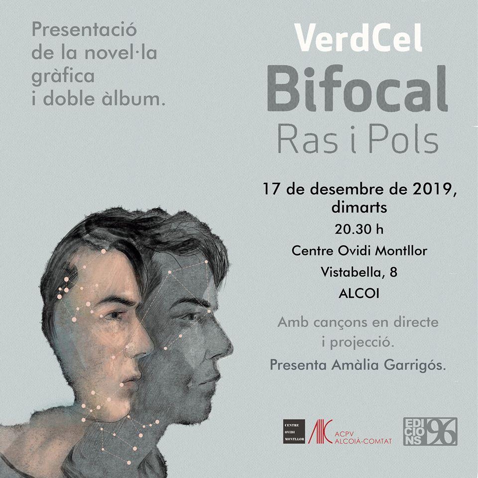 Es presenta aquest nou treball de VerdCel BIFOCAL: Ras i Pols