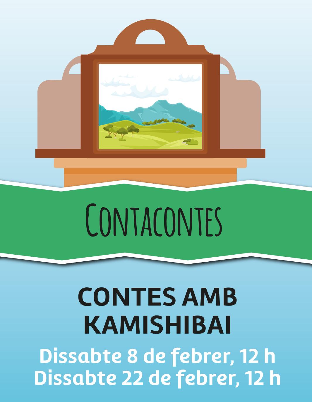 CONTES AMB KAMISHIBAI