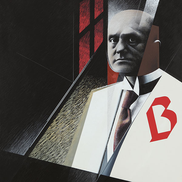 Exposició: JORGE BALLESTER, Entre el Equipo Realidad y el silencio