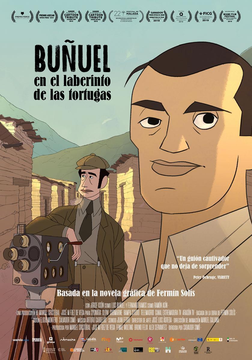 CINEMA D'ESTIU – BUÑUEL EN EL LABERINTO DE LAS TORTUGAS – Ivam Cada