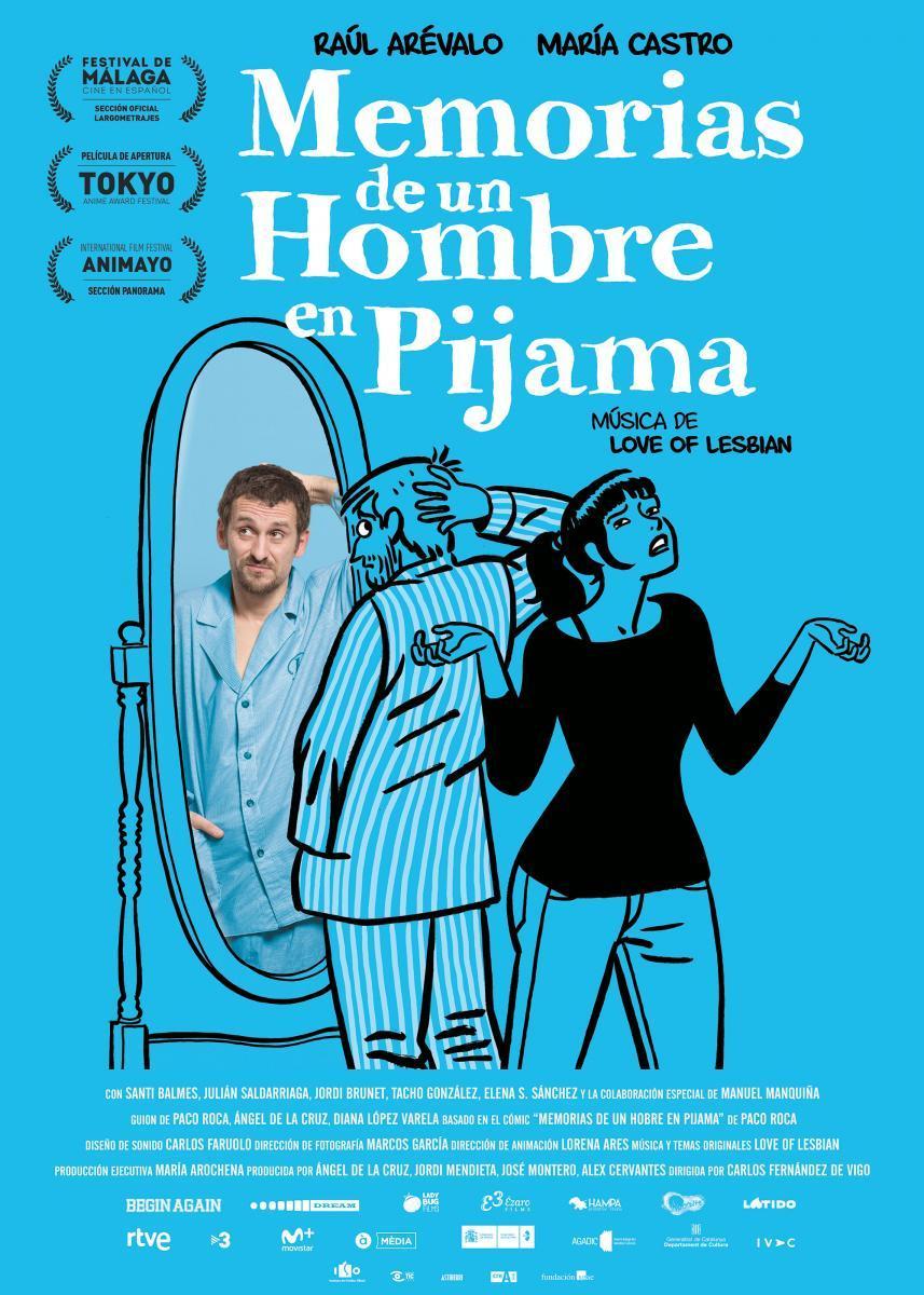 CINEMA D'ESTIU – MEMORIAS DE UN HOMBRE EN PIJAMA – Ivam Cada