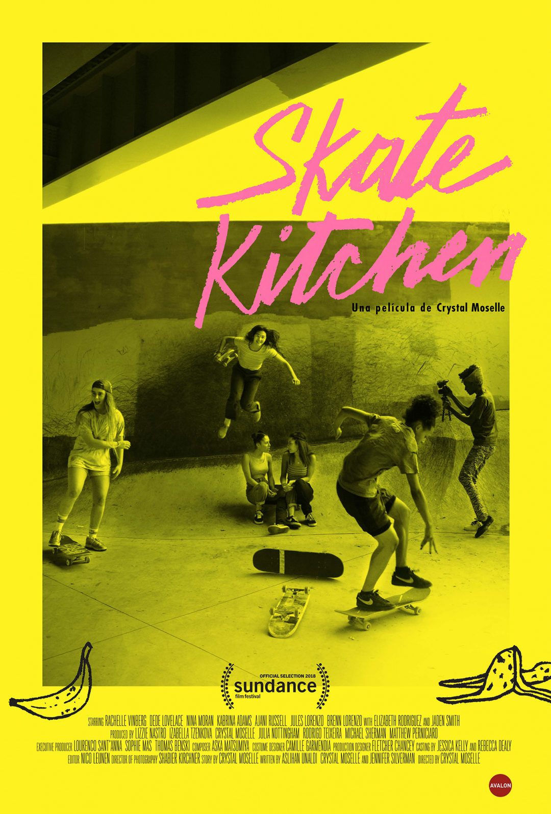 CINEMA D'ESTIU: SKATE KITCHEN – Ivam Cada
