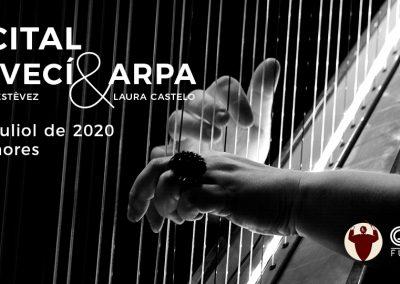 Recital Clavecín y  Arpa