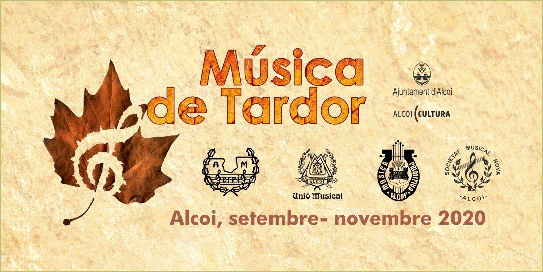 Cicle Música de Tardor. Agrupació Musical Serpis