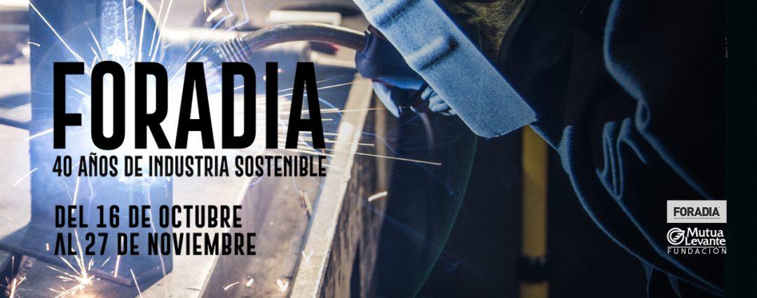 Foradia, 40 años de industria sostenible