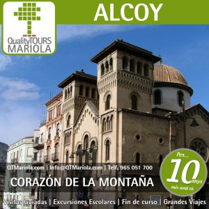 Visita guiada Museo Alcoyano Fiestas + Iglesia de San Jorge 24 Abril 2021