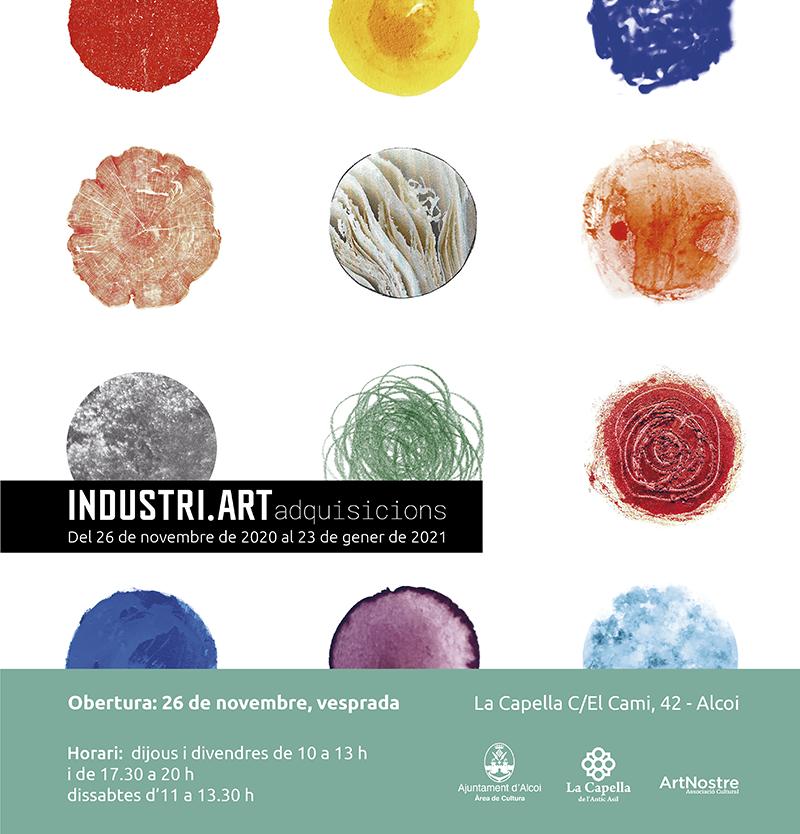 EXPOSICIÓN: Industri.ART Adquisicions