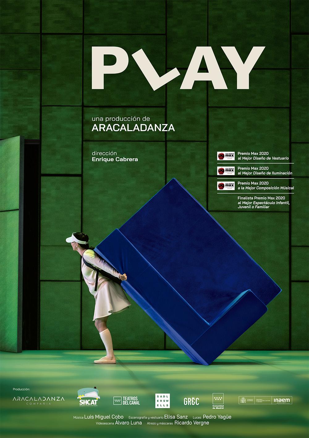 PLAY de Aracaladanza