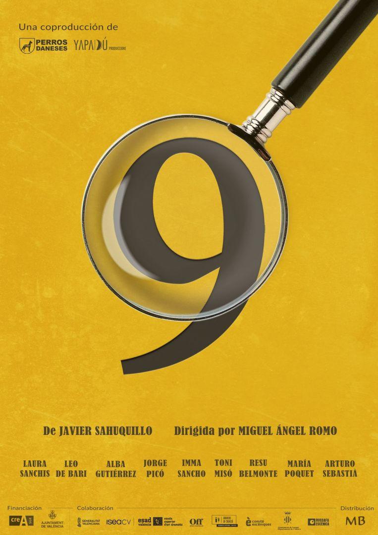 """""""9"""", Perros Daneses"""
