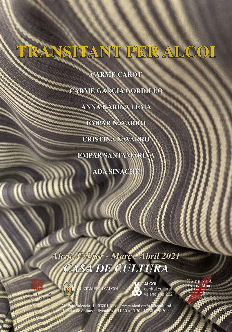 Exposición Colectiva: Transitant per Alcoi