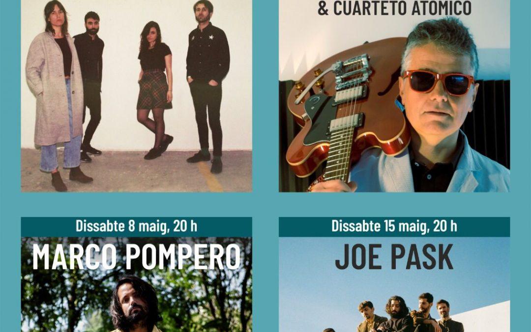Corrents Continus, el nuevo ciclo de música pop y rock en el IVAM CADA Alcoi