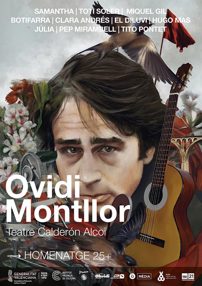 Concert: Homenatge a Ovidi Montllor 25+