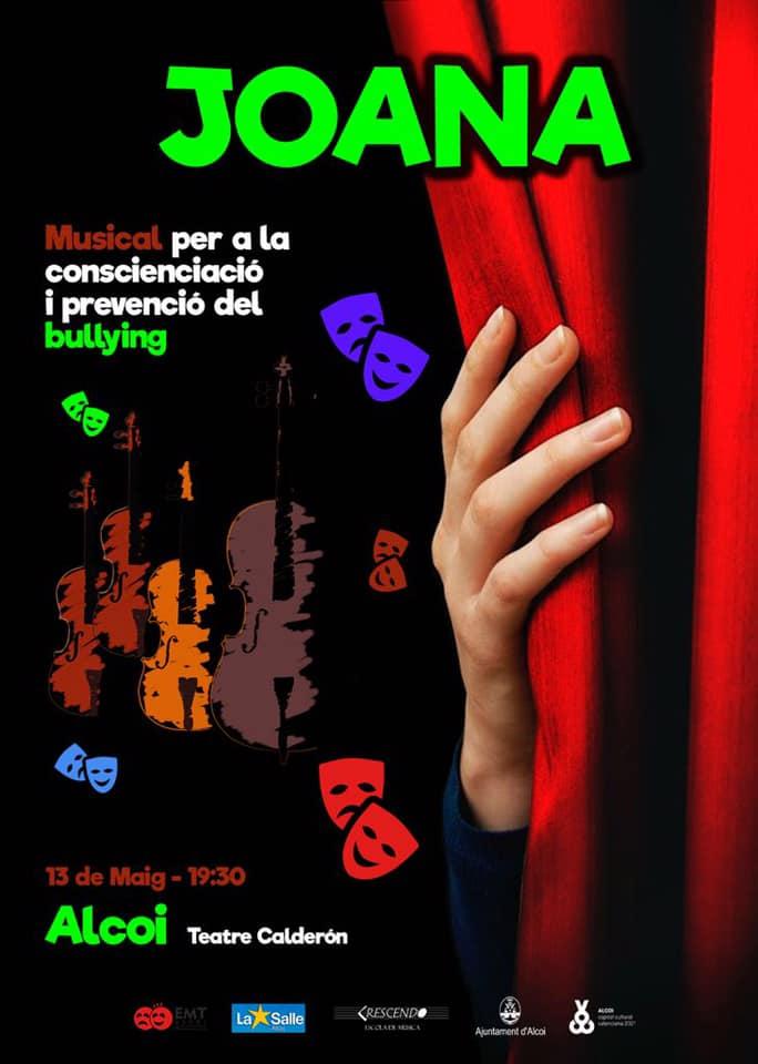 Joana. Concert Teatral