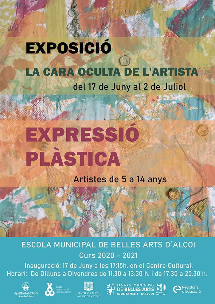 Escuela Municipal de Bellas Artes: La cara oculta del artista