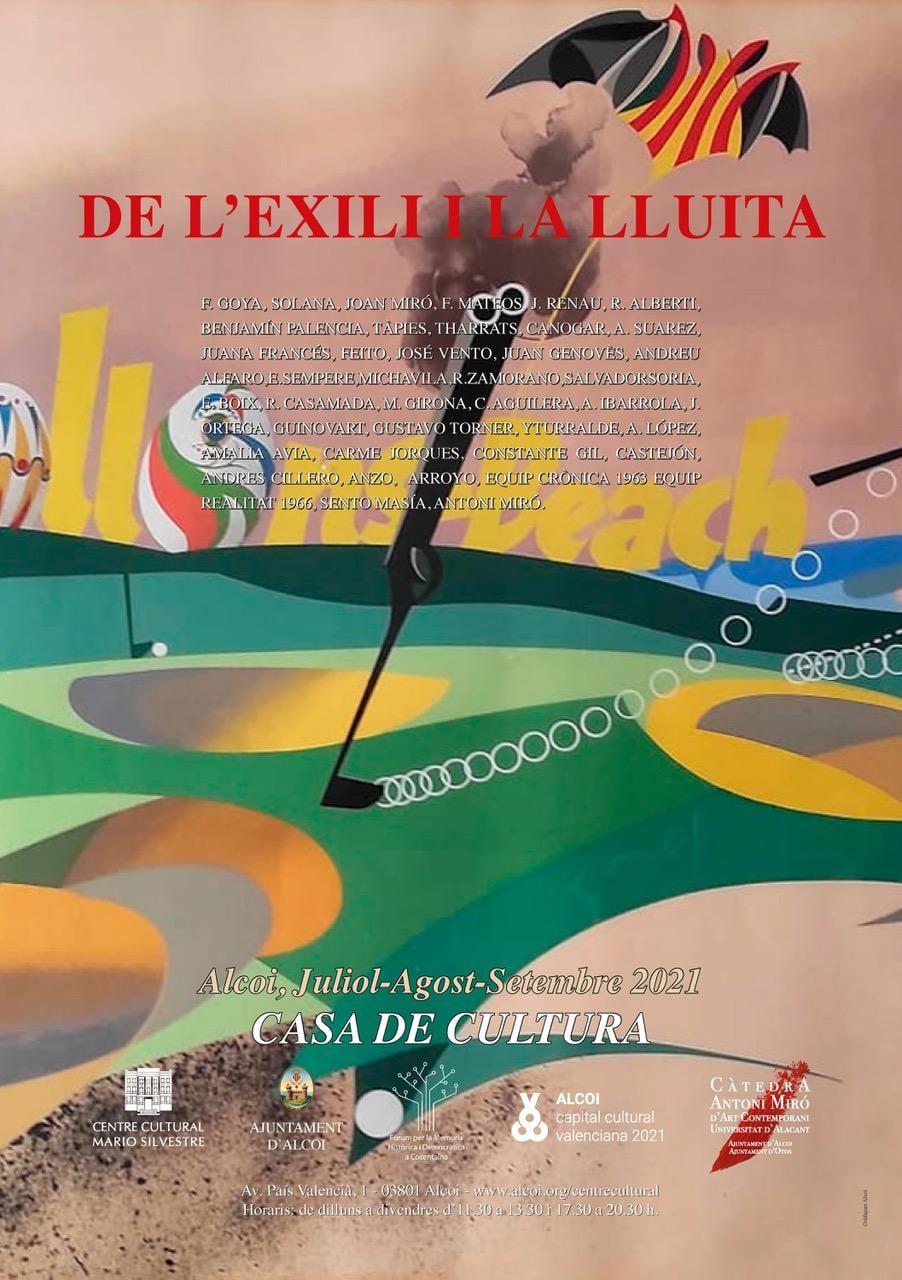 Exposició «DEL EXILI I LA LLUITA»
