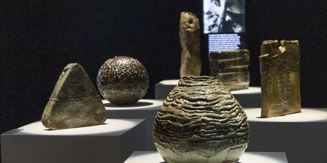 IVAM CADA ALCOI- Vigreyos, apología de la cerámica