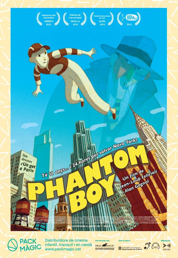 CINEMA D'ESTIU: PHANTOM BOY
