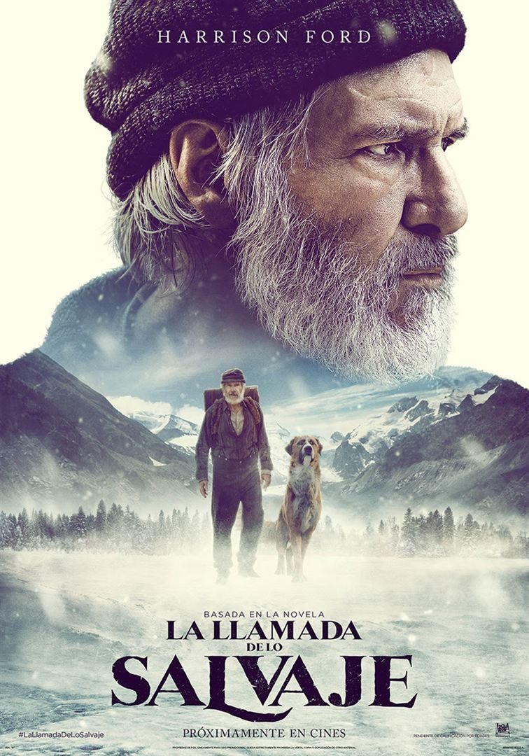 CINEMA D'ESTIU: LA LLAMADA DE LO SALVAJE