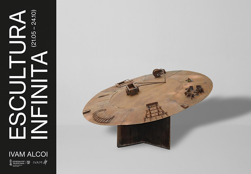 IVAM ALCOI -Escultura Infinita