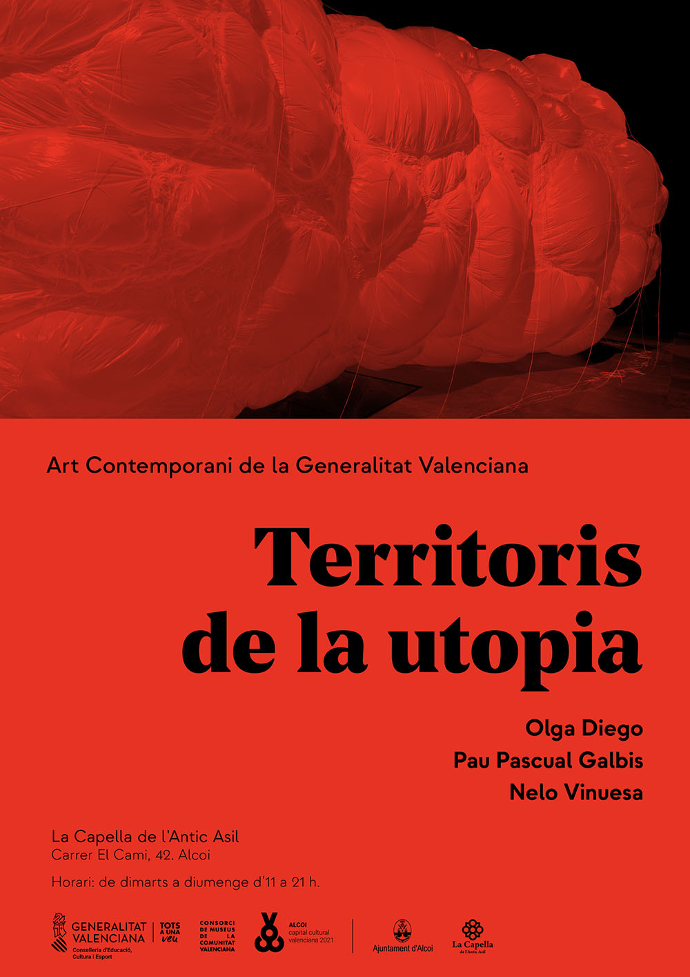 Territoris de la utopia