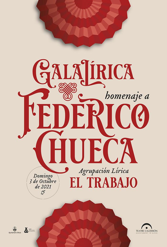 Gala Lírica – Homenatg a Federico Chueca