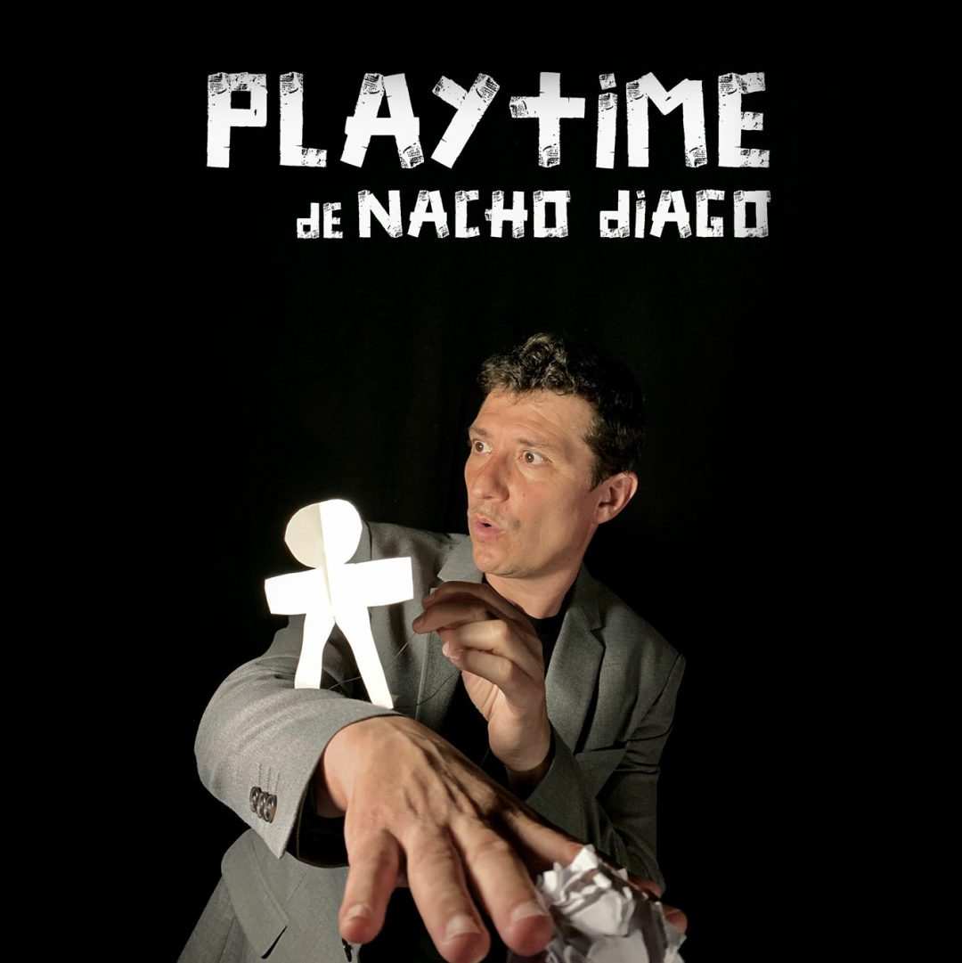 NACHO DIAGO: PLAYTIME (Magia)