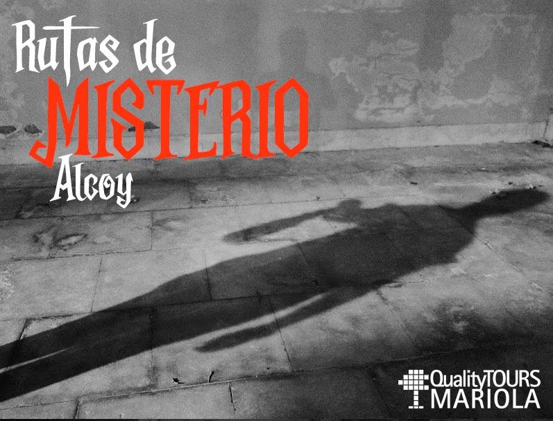 Rutas de misterio en Alcoy