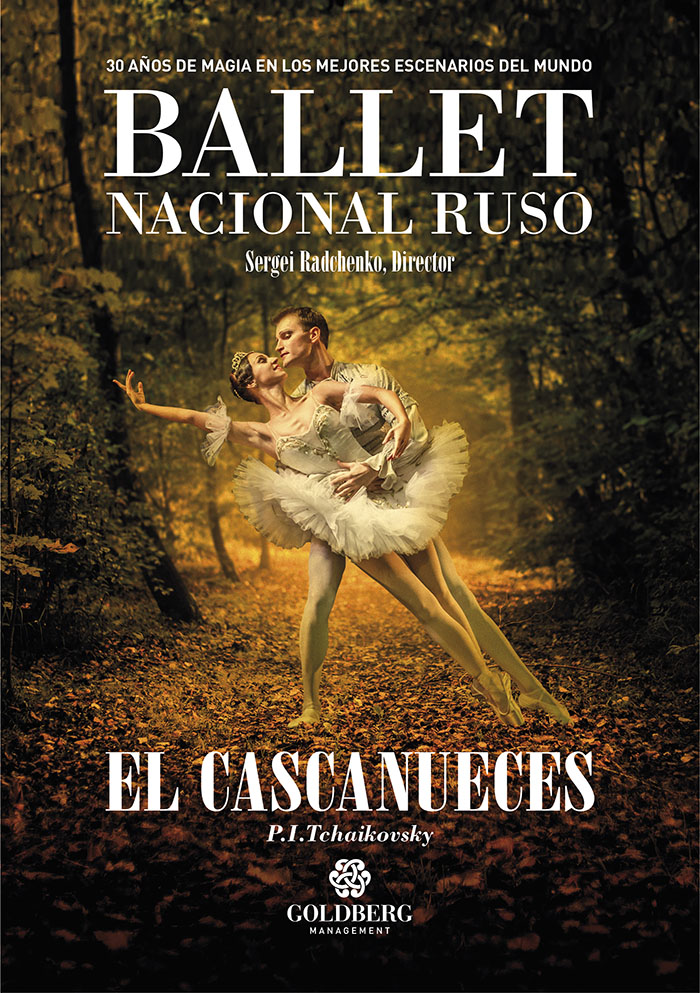 BALLET NACIONAL RUSO: EL CASCANUECES