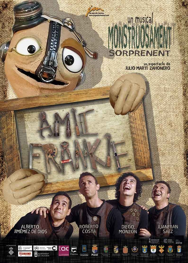MÀGIC 6 presenta AMIC FRANKIE