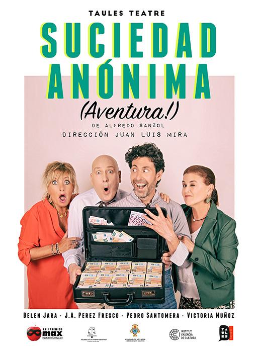 """TEATRAM: Taules Teatro: """"Suciedad anónima (aventura)"""