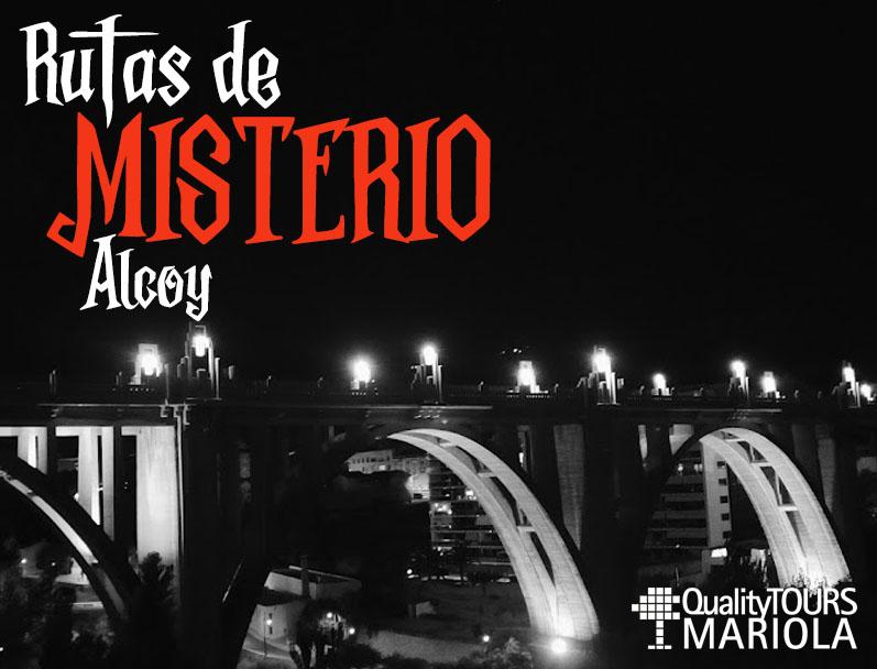 Rutas de Misterio en Alcoy 2021